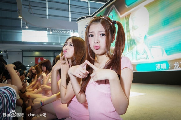 2013年Chinajoy Showgirl精选 第三弹